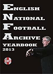 English National Football Archive Yearbook 2013