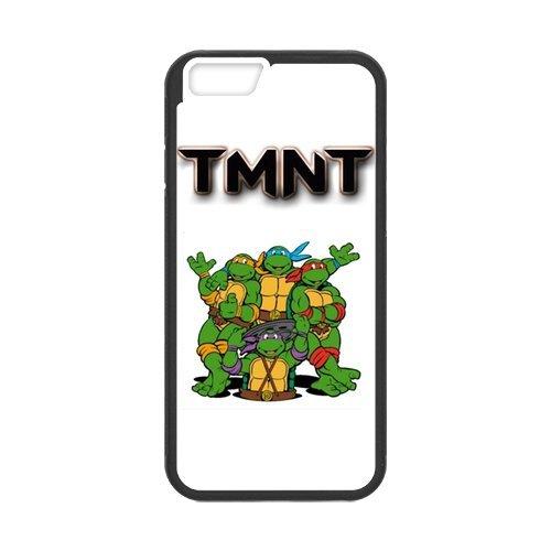 Design TMNT Best Durable Case Cover Coque Fits et protège Apple iPhone 6