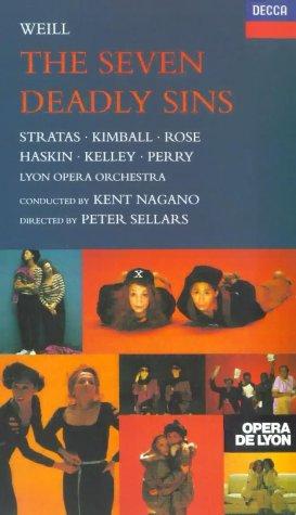 Bild von Die sieben Todsünden der Kleinbürger [VHS]