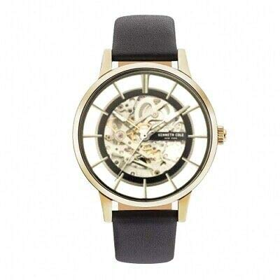 Kenneth Cole Skeleton KC50227006 Reloj automático