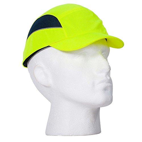 Portwest ps59yer Airtech Bump Cap Farbe: Yellow Größe: