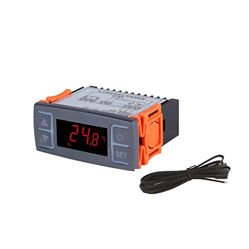 Pigup MH1210E AC220V Digital Frigorífico Controlador