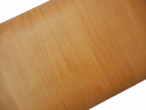 C33 - Erle Hell 67,5cmx1lfm Gute Möbelfolie Selbstklebefolie Markenfolie Qualitätsfolie Deco Design Folie d-c-fix (Erle)