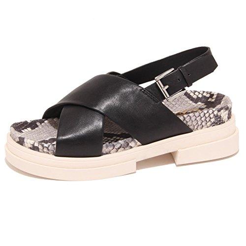 5777O sandalo ASH SUE nero sandalo scarpa donna sandal woman [38]
