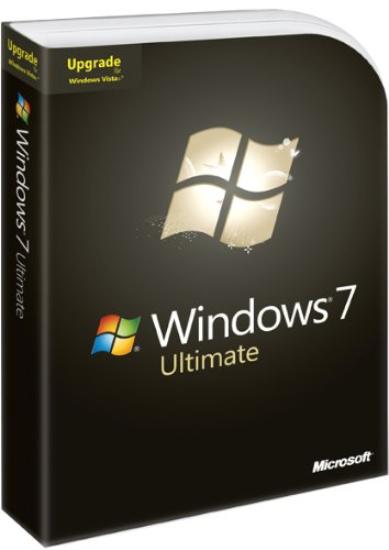 Windows 7 Ultimate 32/64 Bit Upgrade deutsch