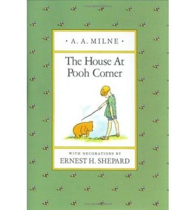 Milne & Shepard : House at Pooh Corner (Hbk) (Pooh Original Edition) (Hardback) - Common