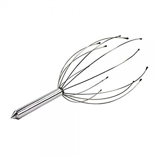 MRULIC Head Massager(colors may vary) Hand Held (1PCS) Zurück Hand Held Massagegerät