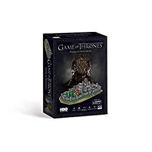 Puzzle 3D Game of Thrones Winterfell 430 elementów 1