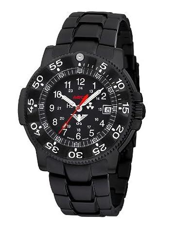 KHS Shadow Blue MK II H3 Einsatz Uhr mit PVD-Armband