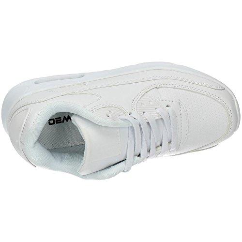 DEMAX Bambina Scarpe sportive Bianco