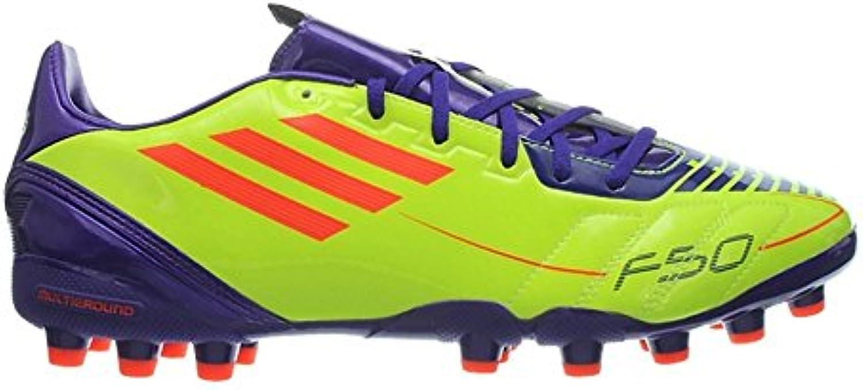 adidas F10 TRX MG - Botas de Fútbol de Material Sintético Para Hombre Amarillo Amarillo