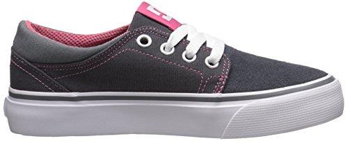 DC Trase TXDWA Jungen Sneakers Battleship/Pink
