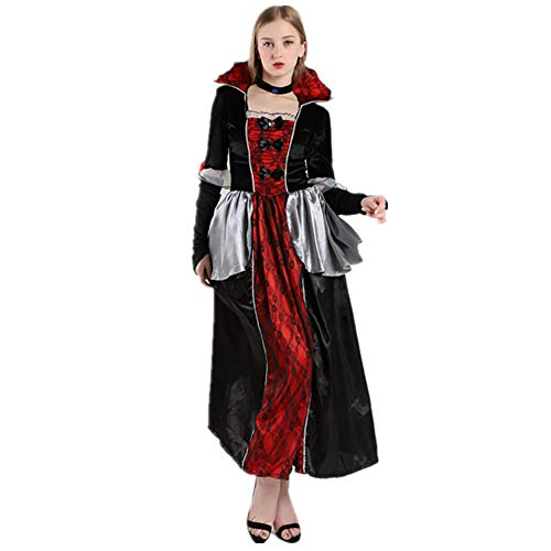 Sijux Frauen Halloween Hexe Teufel Kostüm Party Maskerade -
