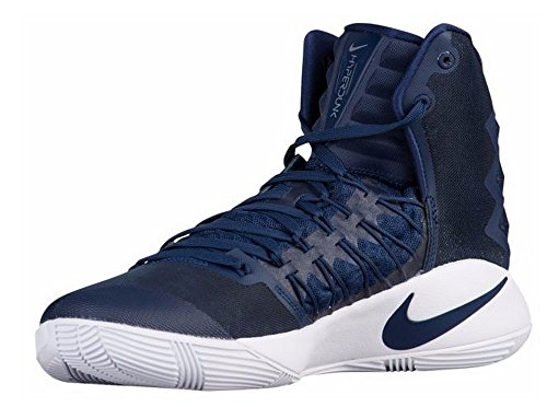 Nike Herren Hyperdunk 2016 Tb Basketballschuhe Azul (Midnight Navy / Midnight Navy-White)