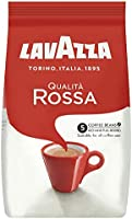 Lavazza Qualita Rossa Coffee Beans, Pack of 6, 6 x 1000g