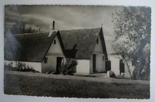 Antigua postal fotográfica. Old photo post card. Nº 103 - VALENCIA - Barracas en la Huerta