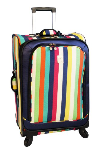 jenni-chan-360-quattro-25-inch-luggage-multi-stripes-one-size