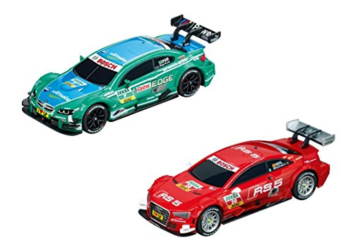 Carrera GO!!! Audi A5 DTM M.Molina No.20 + BMW M3 DTM A.Farfus No.7 - NEU