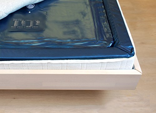 Eine Wasserbett Matratze 90x200 für 180x200 Softside Wasserbett dual Wasserkern-Matratzen Wassermatratzen (100{cdf27da885c226aa215243dd79e36d10d8b72af31208dd463372d211f5779b08} (0 Sekunden))