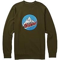 Burton Herren Retro Mountain Crew Sweatshirt