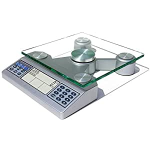 Eat Smart Digital Nutrition Scale - Professional Food and Nutrient Calculator