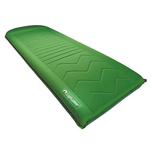 Lightspeed Outdoors flexfoam self-Inflating Sleep Pad -