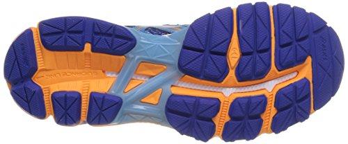 ASICS GT-2000 3 (D), Damen Outdoor Fitnessschuhe Blau (Soft Blue/Silver/Deep Blue 4193)