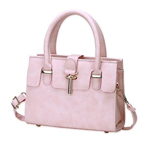 Ladies Western moda borse tracolla (colori assortiti)-blu rosa