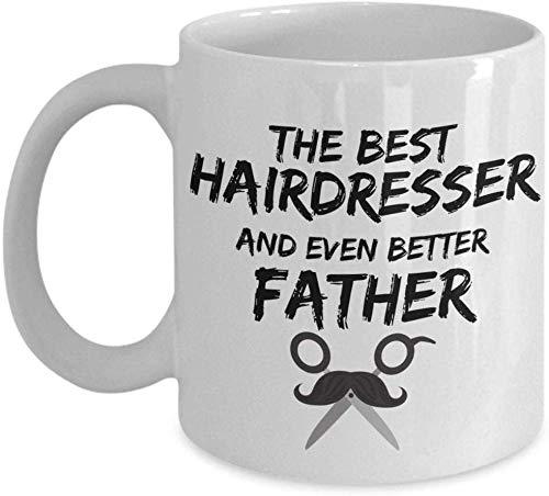 Funny Hairdresser Gift, Hairdresser Dad Gift, Hairdresser Dad Mug, Kitchen Gift, Funny Hairdresser Mug, Hairdresser Father Gift, Hairdresser Fathers Day