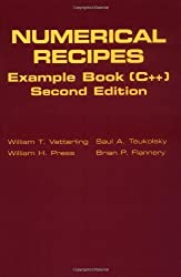 Numerical Recipes Example Book (C++): The Art of Scientific Computing by William T. Vetterling (2002-02-07)