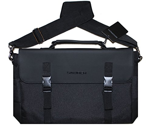 SKORCH , Borsa Messenger , Black (nero) - 5060501800009
