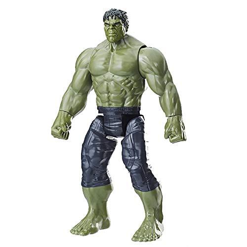 FH 12-Zoll-Hulk-Actionfigur, Avengers Infinite War-Modell, Geeignet Für Kinder Ab 4 ()