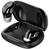 Noise Shots NEO Full Touch Control True Wireless Earphones with 18 Hours Total Playtime (Jet Black)