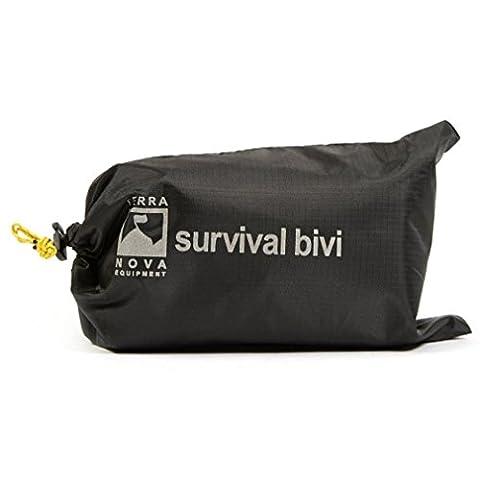 Terra Nova Survival Bivi (Black)