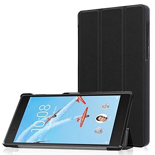 Xinda Custodia smart, ultra sottile e leggera, per tablet Lenovo Tab 7/Tab 4 7 (modelli TB-7504F/TB-7504N/TB-7504X), versione 2017 da 7 pollici