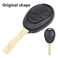 Beefunny for BMW Mini Cooper S R50 R53 2002-2005 Replacement Remote Car Key Shell Case Fob 2 Button (Original shape)