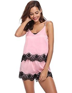 8e4c633412 Sponsorizzato]Aibrou Pigiama | Il fronte più popolare, la moda più ...