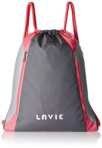 Lavie Grey Casual Backpack (BLEI934036D4)