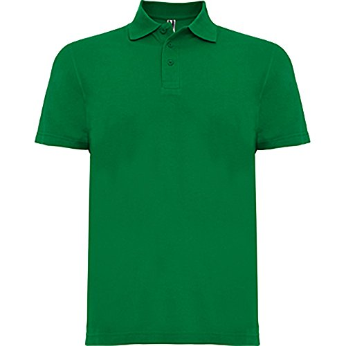 POLO AUSTRAL Herren Poloshirt Gelbgrün