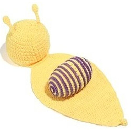 pep-babyr-handmade-knitted-crochet-hat-costume-newborn-baby-photograph-props-set-yellow-snail