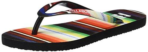 2016 Billabong Ladies Dama Flip Flops MULTI W9FF02 Multi