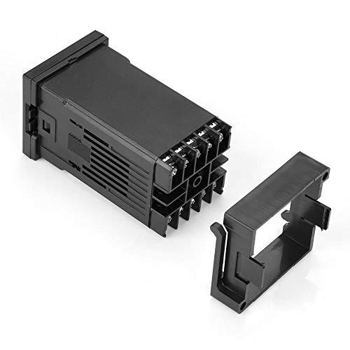 Akozon Digitaler Temperatur und Feuchtigkeitsregler Thermostat mit Relaisausgang -19.9 ℃ ~ 80.0 ℃ 0.0~99.9% RH AC85~265V - Home Depot Thermostat