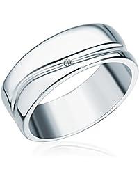 Secret Diamonds - Bague - Argent sterling 925 - Bijoux pour femmes - En plusieurs tailles, bague diamant, bijoux en argent, bijoux en diamant - 60250124