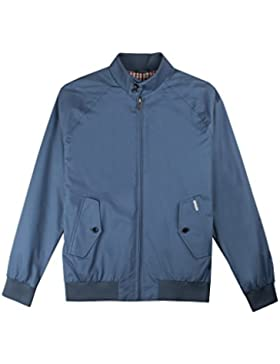 Ben Sherman New Core Harrington, Chaqueta Bomber para Hombre