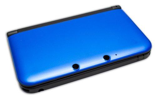 Carcasa Nintendo 3DS XL Azul