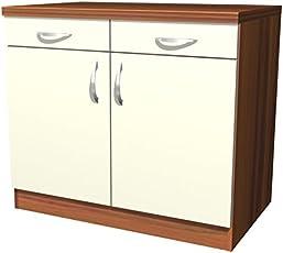 Ikea Kuchen Unterschrank Weiss Hochglanz