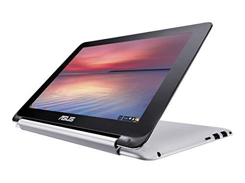 ASUS Chromebook C100PA-DB02 - Ordenador portátil (Chromebook, Touchpad, Chrome OS, Aluminio, Convertible (Carpeta), 802.11a, 802.11ac, 802.11b, 802.11g, 802.11n)