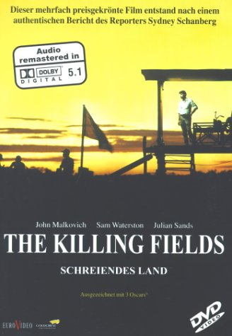 Euro Video The Killing Fields - Schreiendes Land