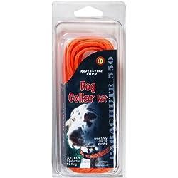 Pepperell Varios Cuerda Reflectante Perro Cuello Kit