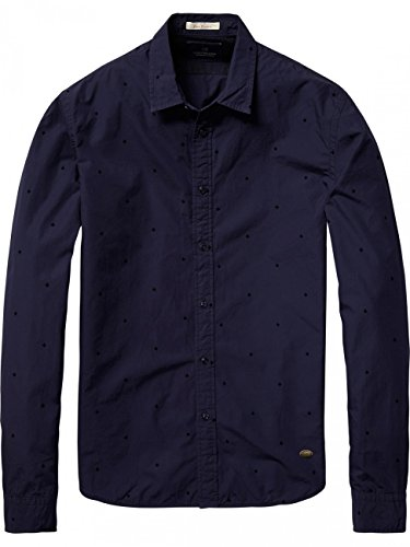 Scotch & Soda - Chemise casual - Homme Night (02)
